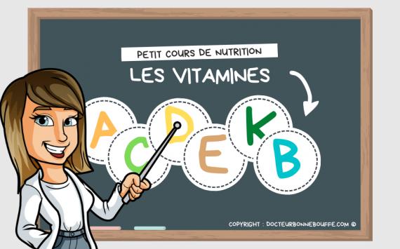 Les vitamines, c'est quoi ?