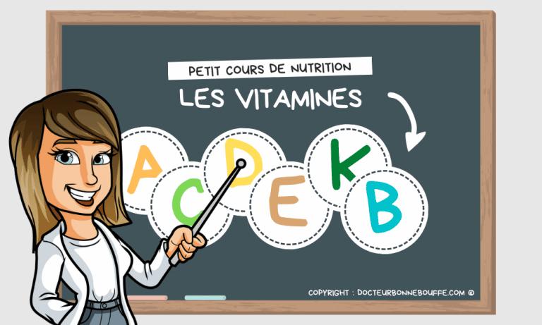 Les vitamines pour les nuls : petit cours de nutrition