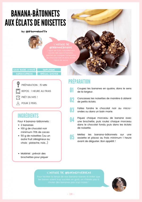 pâtisserie sans sucre recettes
