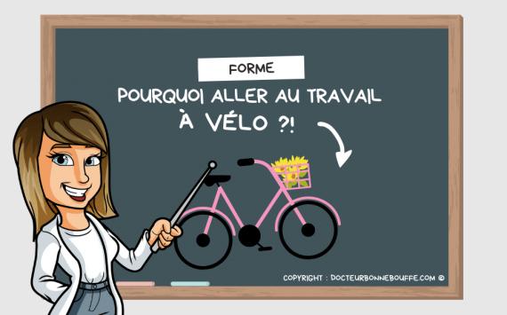 6 bonnes raisons d'aller au travail à vélo !