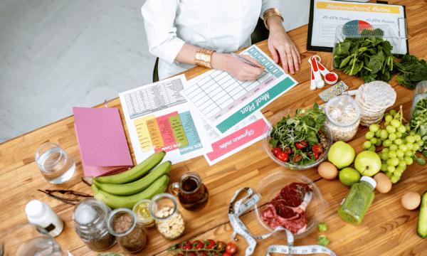 bilan diététique à distance