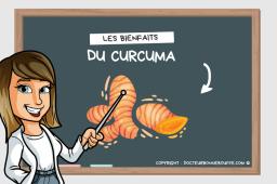 Les bienfaits du curcuma, l'épice merveilleuse venue d'Asie