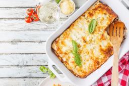 Lasagnes courge, épinards et ricotta (recette facile ⭐)