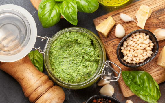 3 bonnes raisons de faire sa sauce pesto maison
