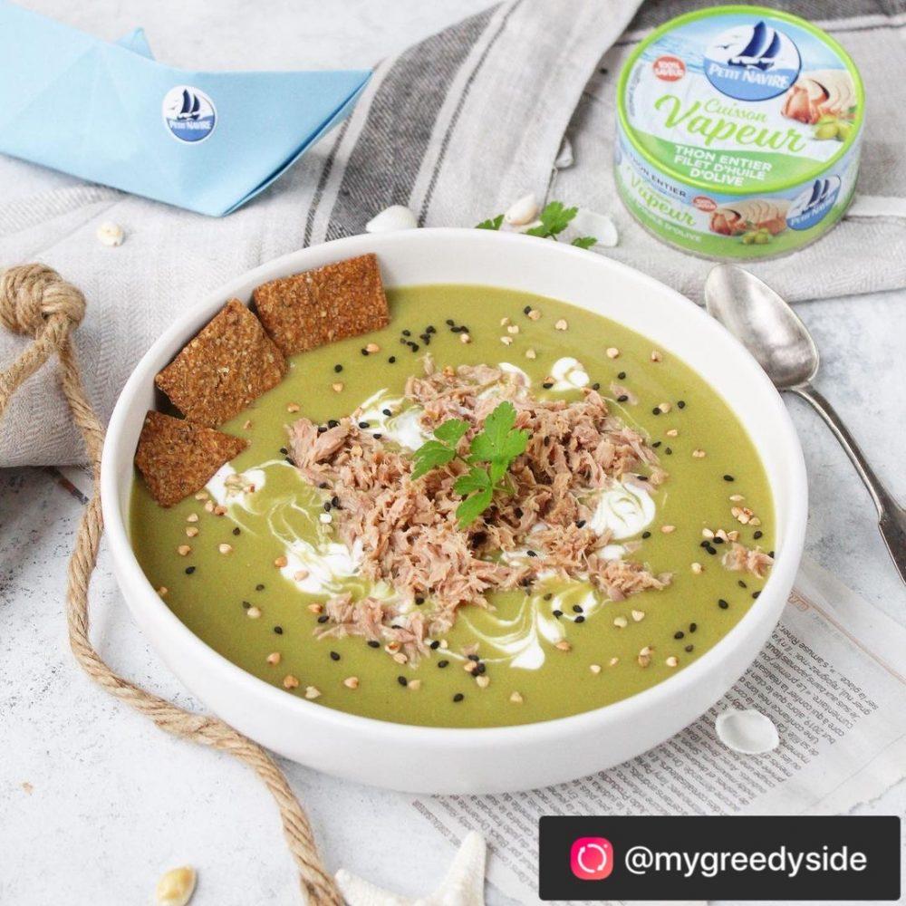 soupe au thon recette