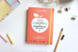 « Mon agenda de rééquilibrage alimentaire » : l'agenda qui vous accompagne dans vos bonnes résolutions 2021 !