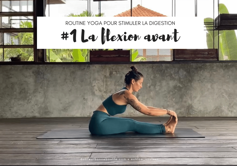 flexion avant posture yoga