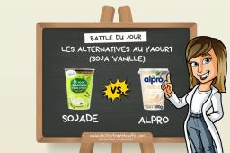 "La Battle Sojade vs. Alpro : quel ""yaourt"" végétal au soja vanille choisir ?"