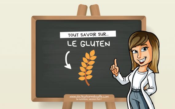 Le gluten : présentation d'une protéine pas comme les autres !
