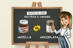 La Battle Nutella vs. Nocciolata : quelle pâte à tartiner est meilleure ?