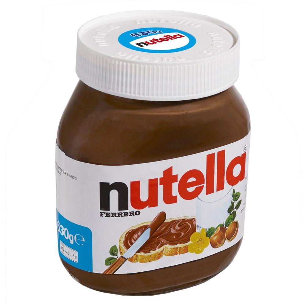 Nutella composition