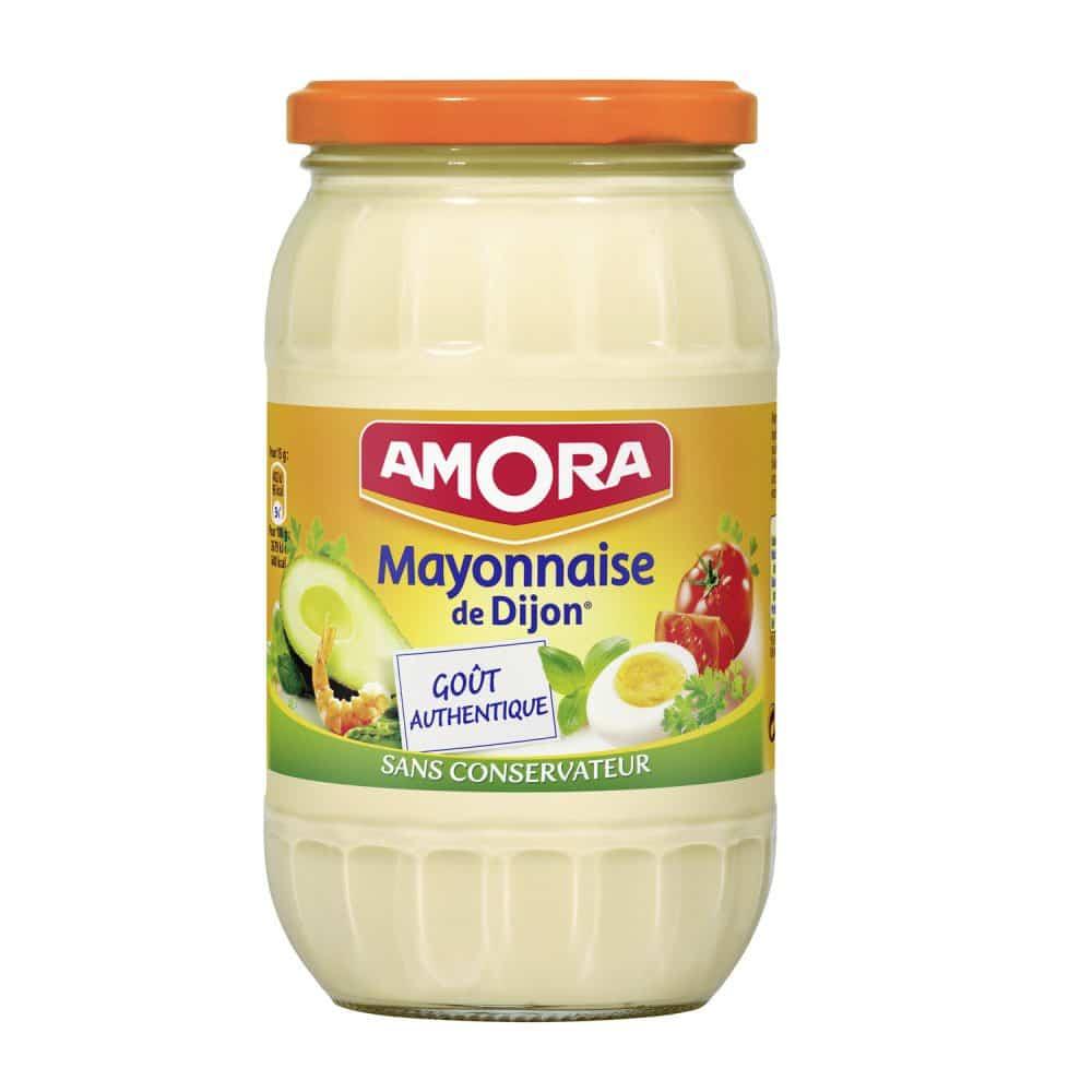 mayonnaise amora composition